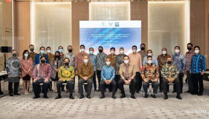 Ajak perwakilan RI di AS datangkan investor ke Indonesia, Bahlil: Kami urus izinnya