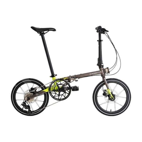 Asik! Harga sepeda lipat Element Troy X dibanderol murah