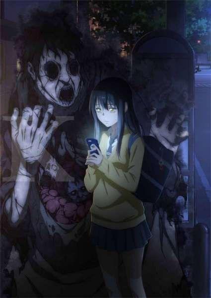Anime Mieruko-chan