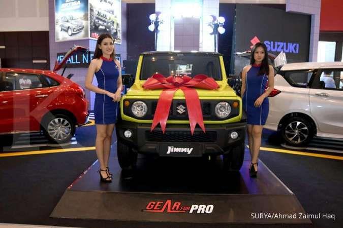 Diler Suzuki tawarkan Jimny tanpa inden, berapa harganya?