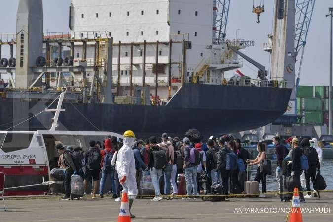Wah, pemerintah akui belum punya data pasti jumlah pekerja migran sektor pelayaran