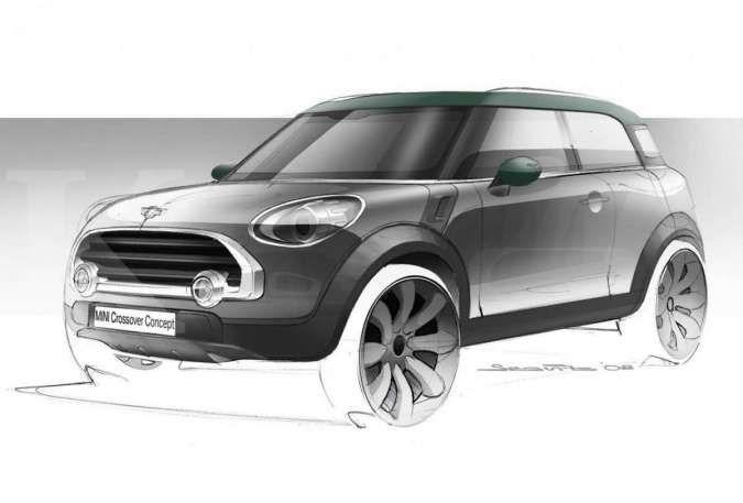 Siap gebrak segmen crossover hingga mobil listrik, MINI hidupkan kembali konsep ini