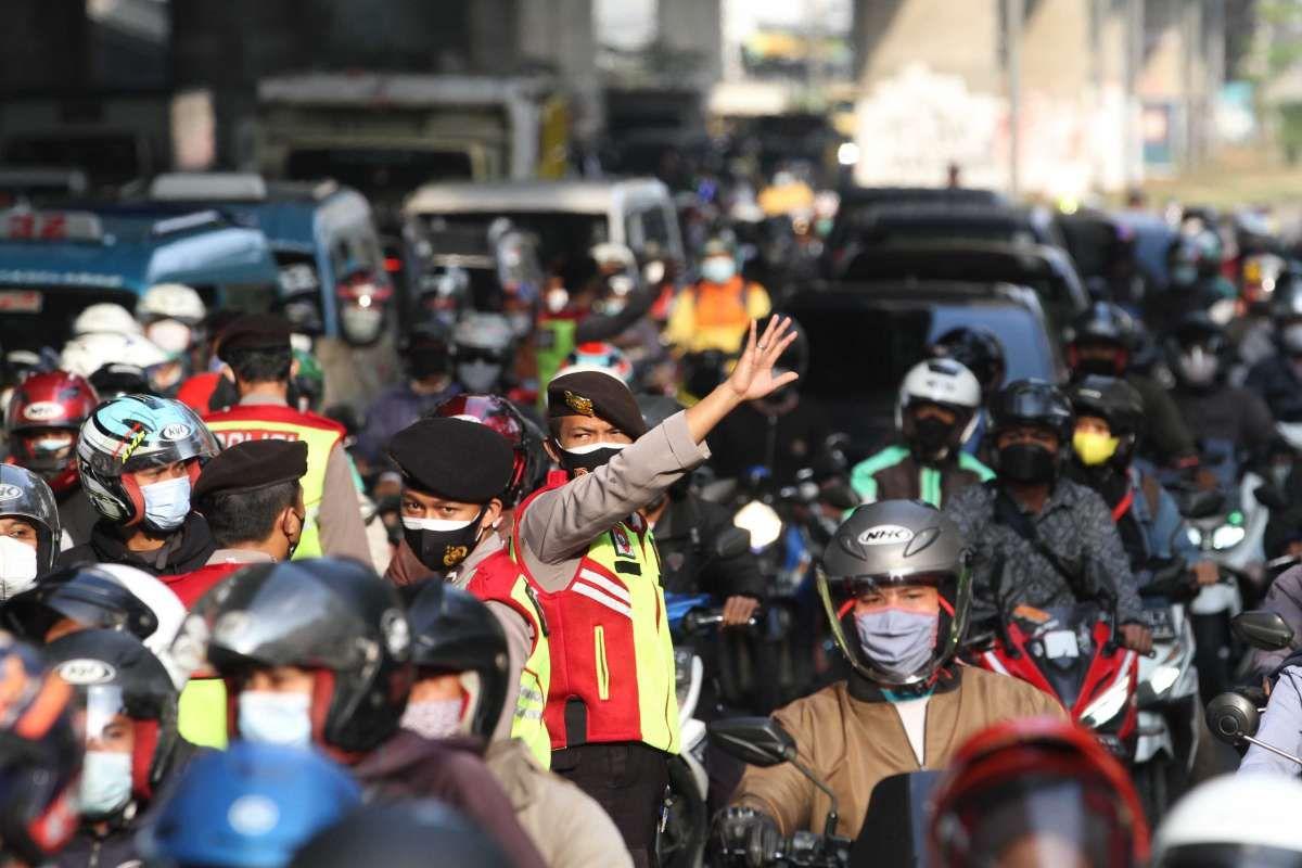 Kebijakan ganjil genap Kota Bogor