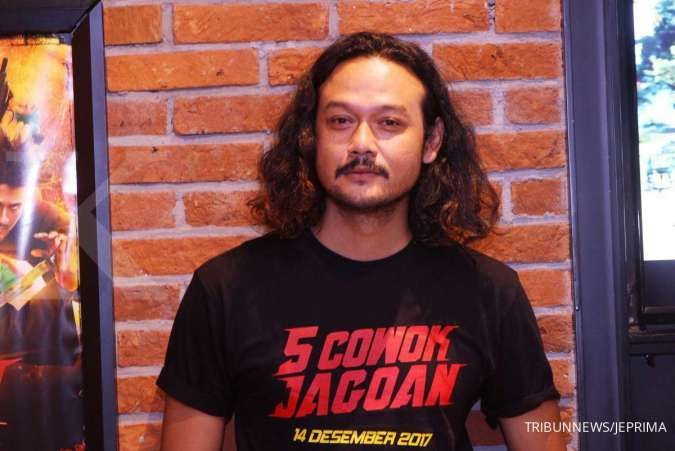 Viral di Twitter, netizen tak menyangka aktor Dwi Sasono ditangkap gara-gara narkoba
