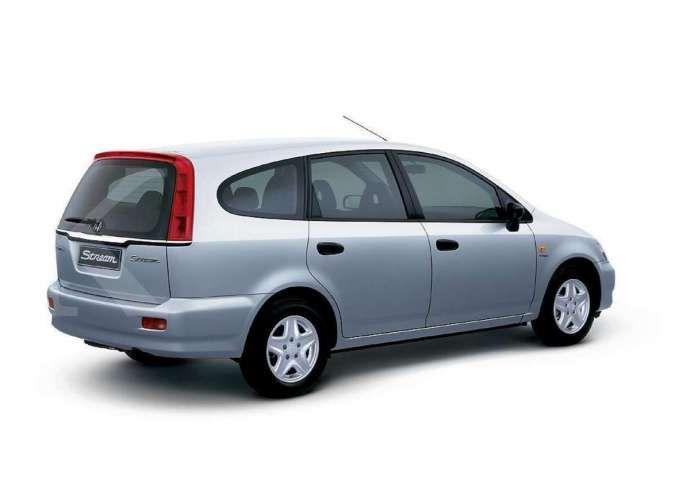 Harga mobil bekas Honda Stream