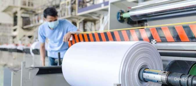 Sinergi Inti Plastinto (ESIP) optimistis penjualan naik 20% di paruh kedua 2021
