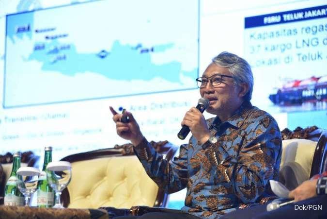 PGN siap perkuat lini bisnis LNG Trading internasional di Asia dan Eropa