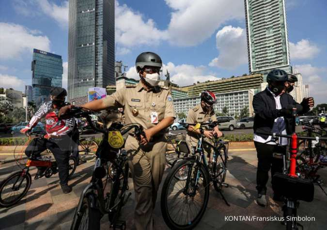 Ini alasan Anies perpanjang lagi PSBB transisi DKI Jakarta hingga 13 Agustus