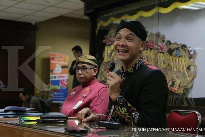 Ganjar: Jawa Tengah belum akan lakukan PSBB seperti Jakarta