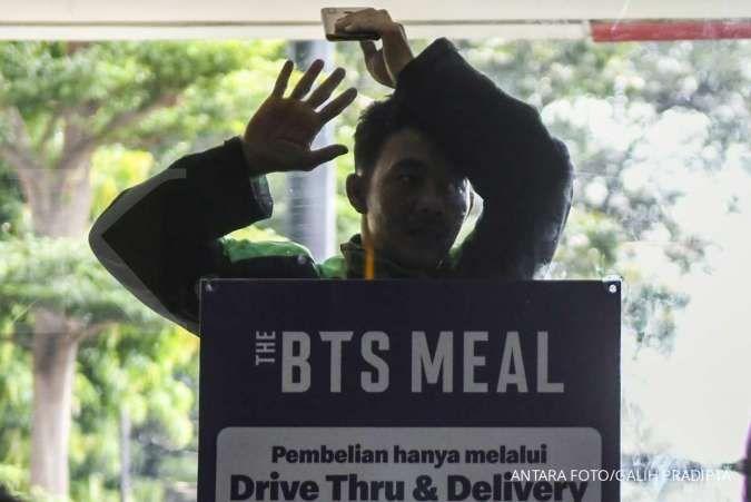 Imbas BTS Meal, 20 gerai McDonald's di Jakarta ditutup dan 12 kena sanksi tertulis