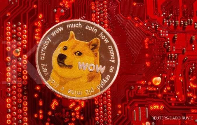 Harga uang kripto Dogecoin hingga September ini naik 4.500%, apa bisa tumbuh lagi?