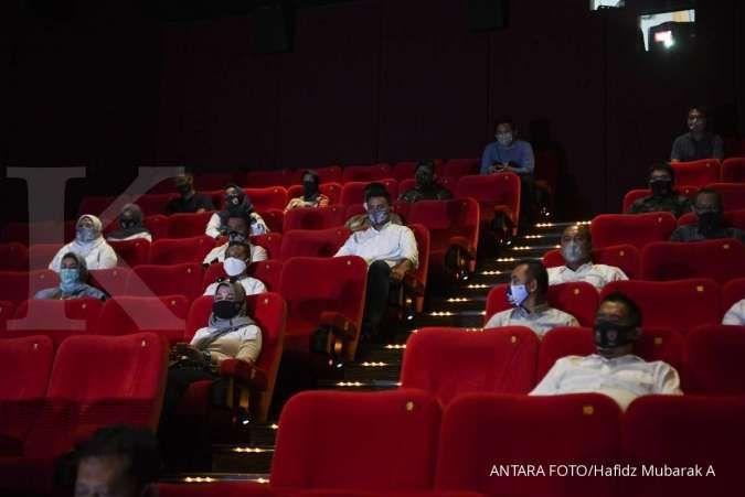 Bioskop boleh beroperasi kembali di Bekasi