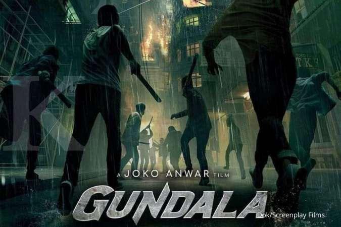 Tengah booming, Sri Mulyani tak mau ketinggalan nonton film Gundala