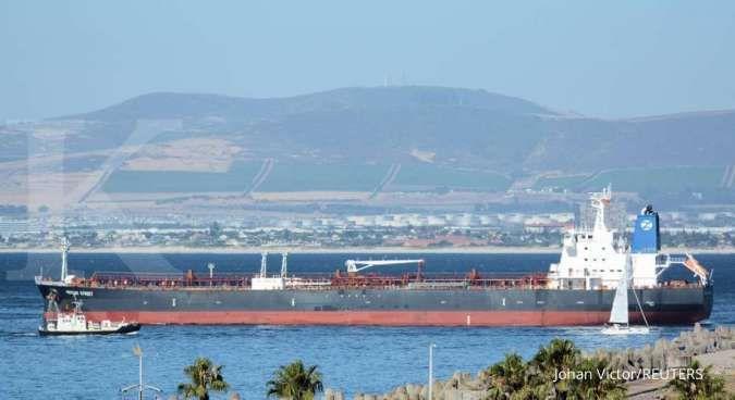 AS dan Inggris yakin ada Iran di balik penyerangan kapal tanker Israel