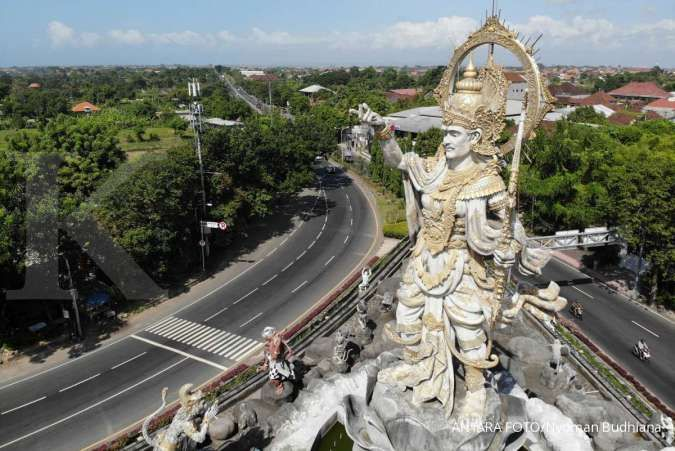 Cuaca hari ini di Jawa dan Bali: Denpasar cerah, Yogyakarta cerah berawan