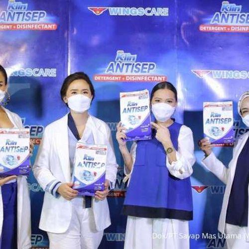Wings Care Luncurkan SoKlin Antisep Guna Proteksi Keluarga