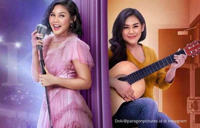Trailer Backstage, film Indonesia baru tampilkan Vanesha Prescilla & Sissy Prescillia