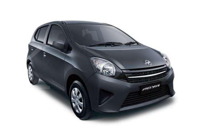 Bersahabat, harga mobil bekas Toyota Agya varian tahun pertama kian murah