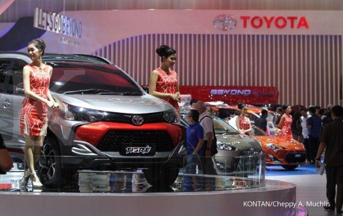 Lelang mobil dinas Toyota Avanza, harga Rp 70 juta, ada 2 unit