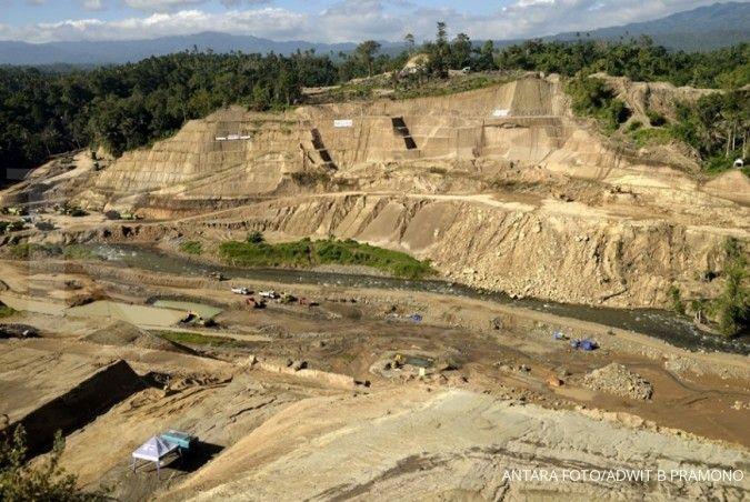 Progres mencapai 73%, Bendungan Kuwil Kawangkoan ditargetkan selesai Agustus 2021