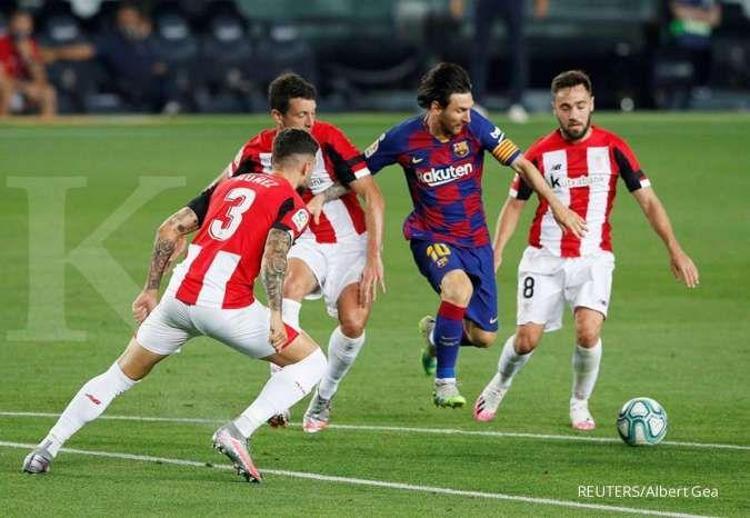 Rekor Lionel Messi di Liga Champions
