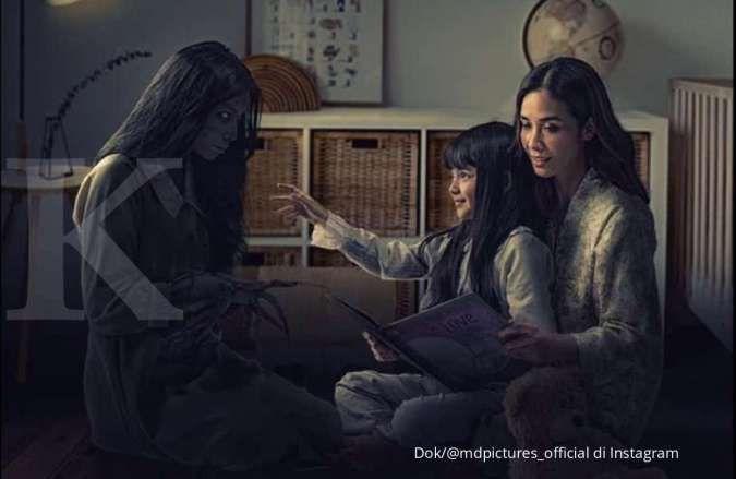 Jangan lewatkan 4 film Indonesia terbaru di Disney+ April, ada film horor Asih 2