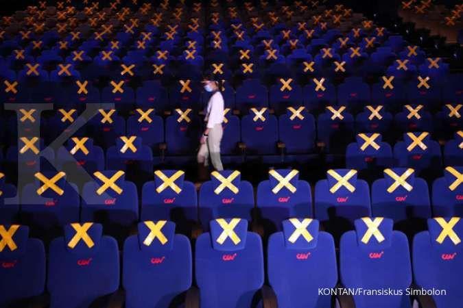 Graha Layar Prima (BLTZ) buka kembali bioskop CGV di Jababeka