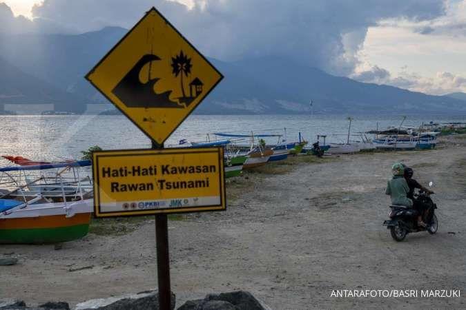 Jatim berpotensi dilanda tsunami besar, ingat metode 20 detik, 20 menit, 20 meter