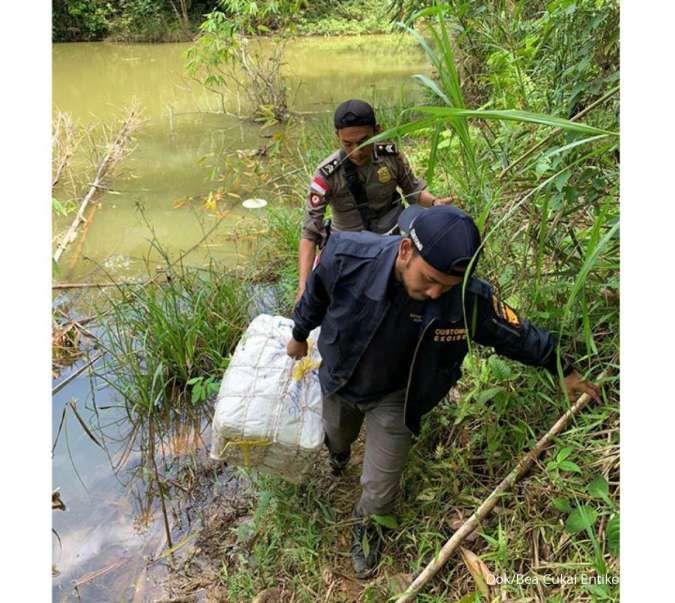 Bea Cukai Jayapura antisipasi penyebaran virus corona di perbatasan darat