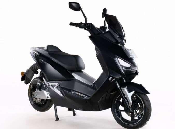 Mulai dipasarkan, harga motor listrik United T1800 bersaing dengan Gesits dan Nmax