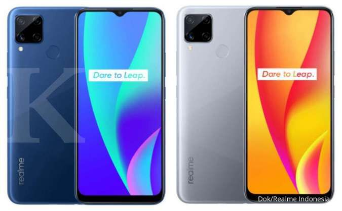 Specifications and cellphone prices for Realme C15