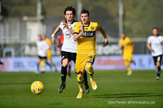 Jelang laga Parma vs AC Milan di Liga Italia Serie A
