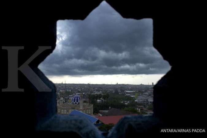 Siaga, hujan deras diprediksi berlangsung hingga 10 Januari