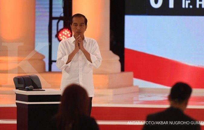 CEK FAKTA: Jokowi sebut Prabowo memiliki lahan 220.000 ha di Kaltim