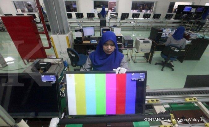 Kendala pasokan chip menghambat penjualan televisi di tengah euforia Euro 2020