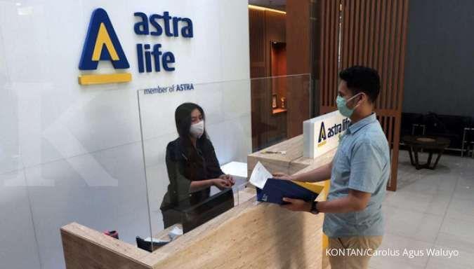 Tahun lalu, Astra Life berhasil catatkan kenaikan premi setinggi dua digit