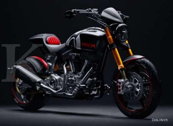 Arch KRGT-1, sepeda motor termahal di dunia