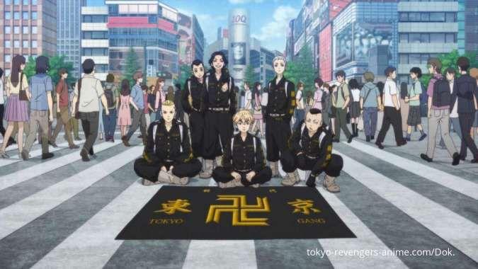 5 Anime yang tidak kalah seru dari Tokyo Revengers