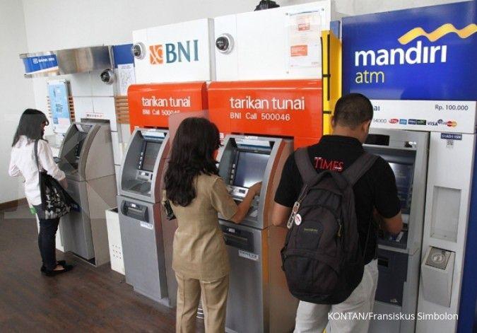 Bunga deposito bank besar: BCA 2,85%, BRI 3%, Bank Mandiri 3,25%, BNI 2,85%