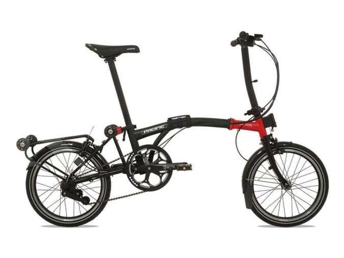 Ringkas, ini harga sepeda lipat Pacific Pithon terkini