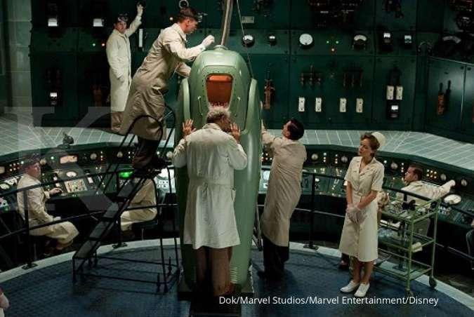 Captain America: The First Avenger, ini kumpulan adegan ikonik dari Phase 1 Marvel Cinematic Universe.
