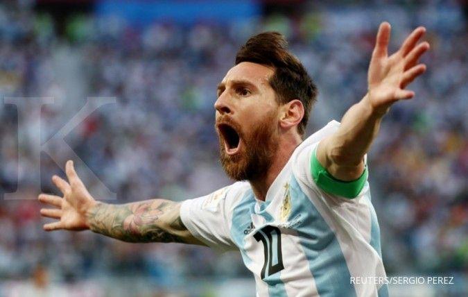 Jadwal Copa America 2021 Argentina vs Uruguay: La Albiceleste waspadai La Celeste