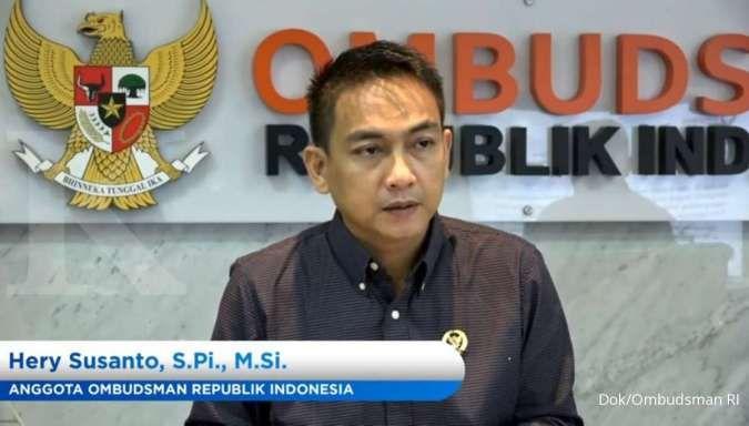 Ombudsman menilai implementasi peraturan turunan UU Ciptaker belum optimal