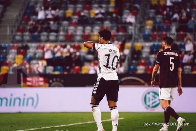 Hasil laga Jerman vs Latvia dalam uji coba jelang Euro 2021