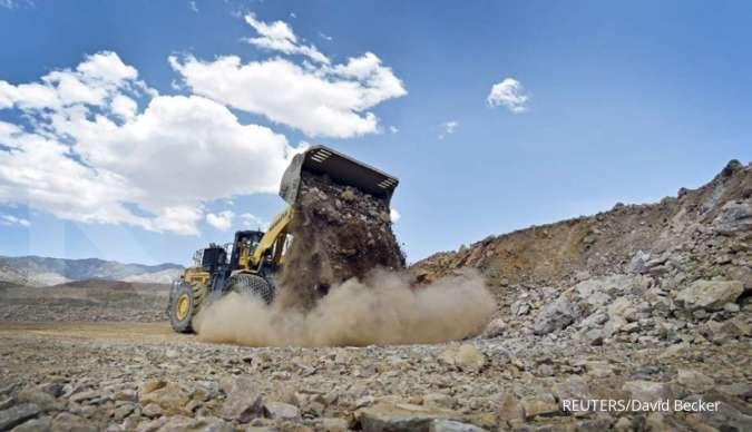Pengaturan baru logam tanah jarang (LTJ) menjadi angin segar bagi PT Timah Tbk (TINS)