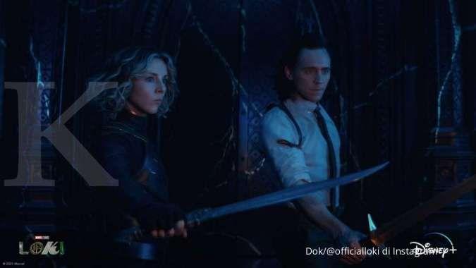 Loki di Disney+.