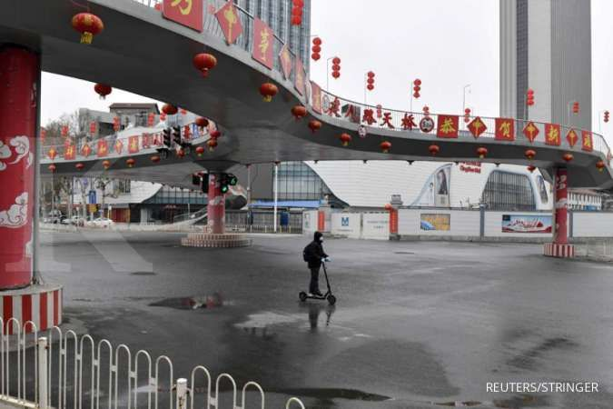 Hubei cabut pembatasan perjalanan, Beijing buka Tembok Raksasa