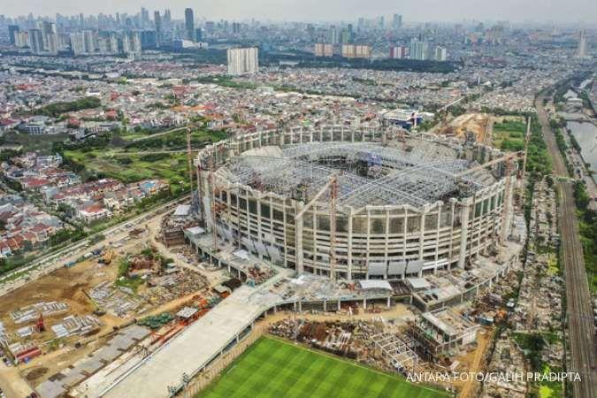 Anies klaim atap tertutup Jakarta International Stadium yang pertama di Indonesia