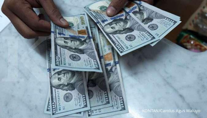 Kurs dollar rupiah di Bank Mandiri, hari ini Senin 26 Oktober 2020