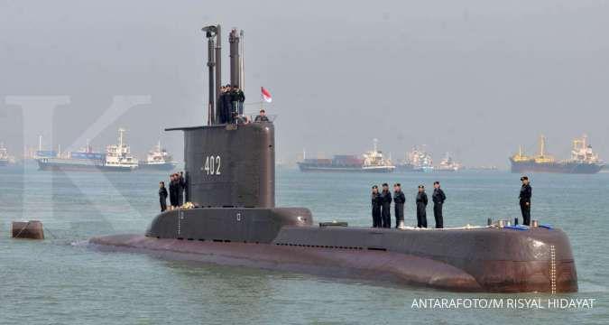 KRI Nanggala-402, kapal selam yang disegani di Asia Tenggara, ini kemampuannya